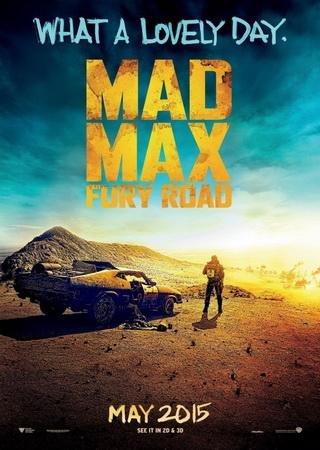 Безумный Макс: Дорога ярости (2015) BDRip