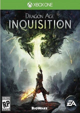 Dragon Age 3: Inquisition / Драгон Эйдж 3 (2014) XBOX