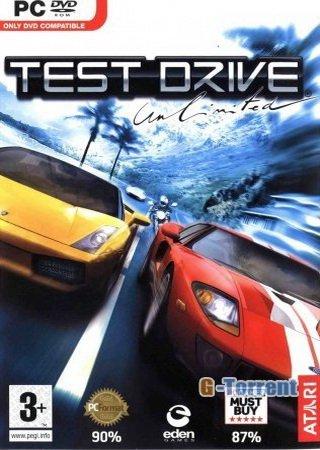Test Drive Unlimited - Autumn (2014) Скачать Торрент