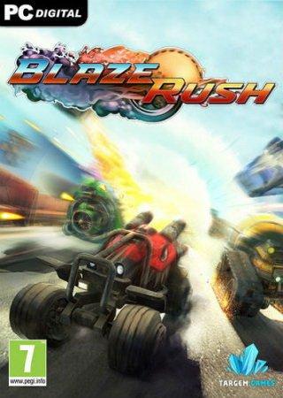 BlazeRush (2014) Скачать Торрент