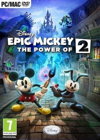 Disney Epic Mickey 2: The Power of Two (2014) Скачать Торрент