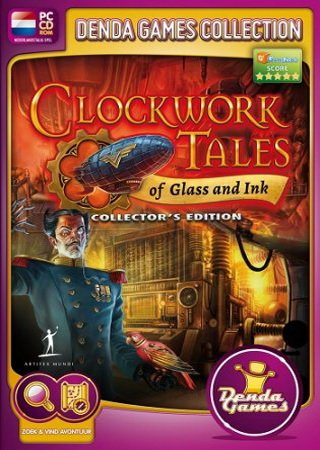 Clockwork Tales: Of Glass and Ink CE (2013) Скачать Торрент