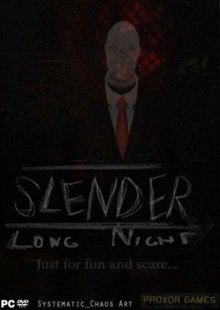 Slender: Long Night (2014) Скачать Торрент