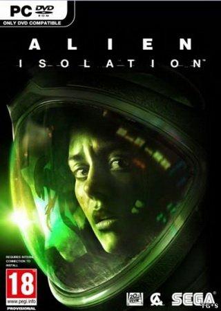 Alien: Isolation - Digital Deluxe Edition (2014) RePack Скачать Торрент