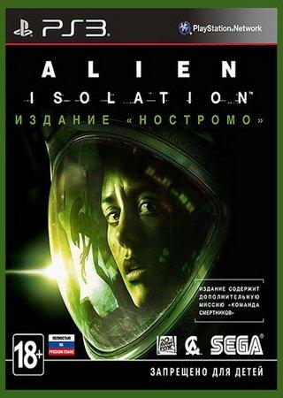 Alien: Isolation (2014) PS3