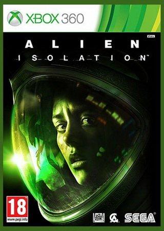Alien: Isolation (2014) XBOX360 Скачать Торрент