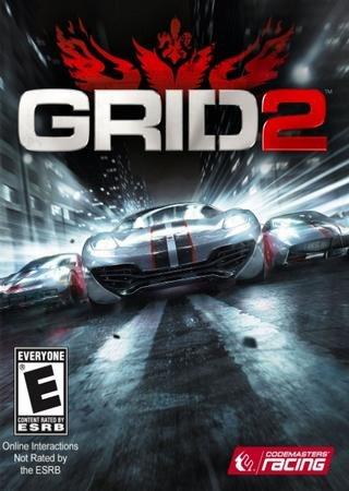 GRID 2 RELOADED Edition (2014) RePack Скачать Торрент