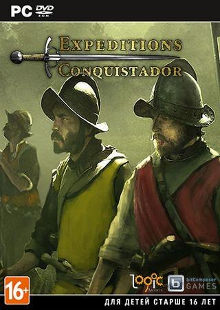 Expeditions: Conquistador (2013) Steam-Rip Скачать Торрент