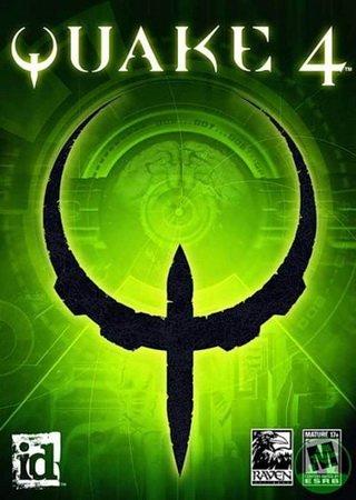 Quake IV + GTX Mod 1.5 (2005) RePack Скачать Торрент