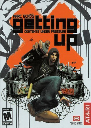 Marc Ecko's Getting Up: Contents Under Pressure (2006) ... Скачать Торрент