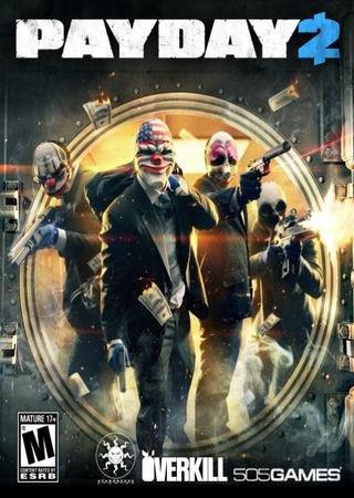 PayDay 2 - Career Criminal Edition [v 1.23.0] (2013) Ли ... Скачать Торрент