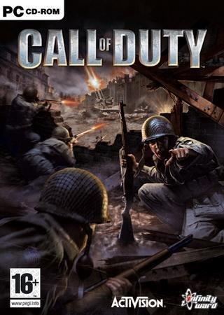 Call of Duty - Золотое издание (2003) RePack Скачать Торрент