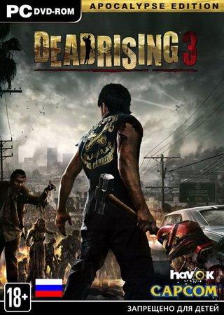 Dead Rising 3 - Apocalypse Edition [Update 5] (2014) Re ... Скачать Торрент