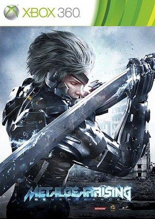 Metal Gear Rising: Revengeance (2013) XBOX Скачать Торрент