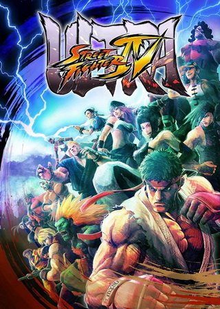 Ultra Street Fighter IV [Update 5] (2014) RePack Скачать Торрент