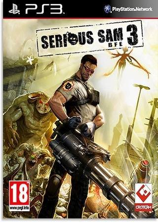 Serious Sam 3: BFE (2011) PS3