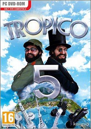 Tropico 5 [v 1.06] (2014) Steam-Rip Скачать Торрент