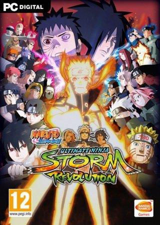NARUTO SHIPPUDEN: Ultimate Ninja STORM Revolution (2014 ... Скачать Торрент