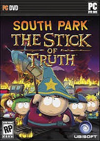 South Park: Stick of Truth [v 1.0.1380/83 + DLC] (2014) RePack Скачать Торрент