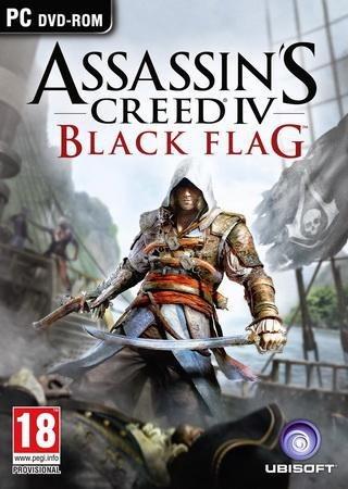 Assassin's Creed IV: Black Flag [v 1.06] (2013) RiP Скачать Торрент