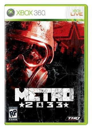 Metro 2033 (2010) XBOX360 Скачать Торрент