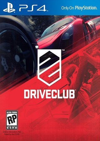 DriveClub (2014) PS4