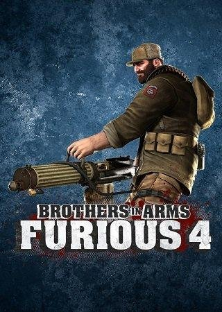 Brothers in Arms: Furious 4 (2015)
