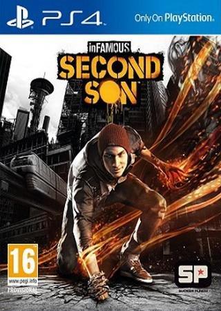 inFamous: Second Son / Дурная репутация: Второй Сын (2014) PS4