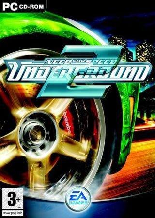Need for Speed: Underground 2 - Дневной мод (2004-2014) Скачать Торрент
