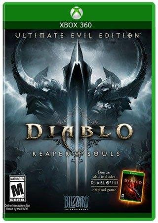 Diablo 3: Reaper of Souls - Ultimate Evil Edition (2014 ... Скачать Торрент