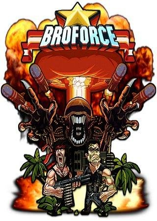 Broforce: The Expendables Missions (2014) Beta Скачать Торрент