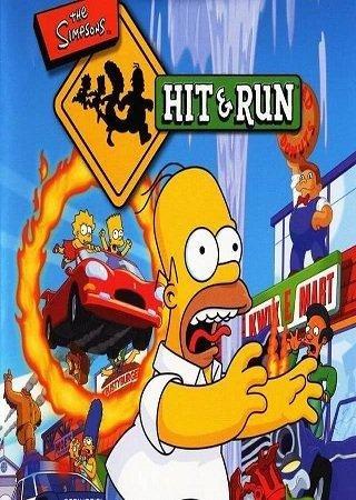 The Simpsons - Hit & Run (2003) Скачать Торрент