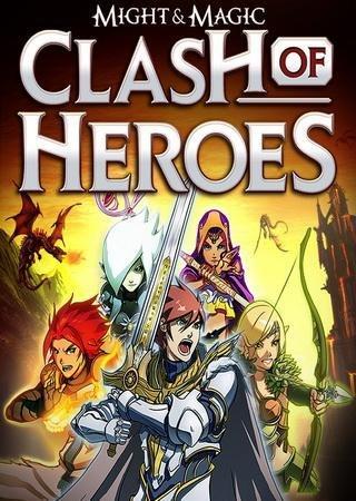 Might and Magic: Clash of Heroes (2011) RePack от R.G. Механики Скачать Торрент