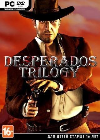 Desperados: Trilogy (2001-2007) RePack от R.G. Механики