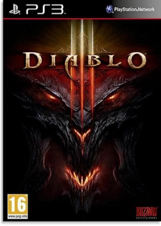 Diablo 3 v.4.30 Cobra ODE / E3 ODE PRO / 3Key (2013) PS3