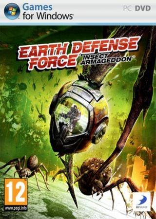 Earth Defense Force: Insect Armageddon (2011) Скачать Торрент