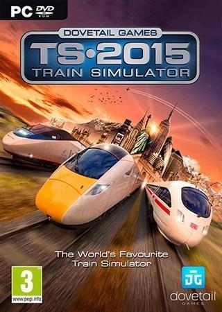 Train Simulator 2015 (2014) Скачать Торрент