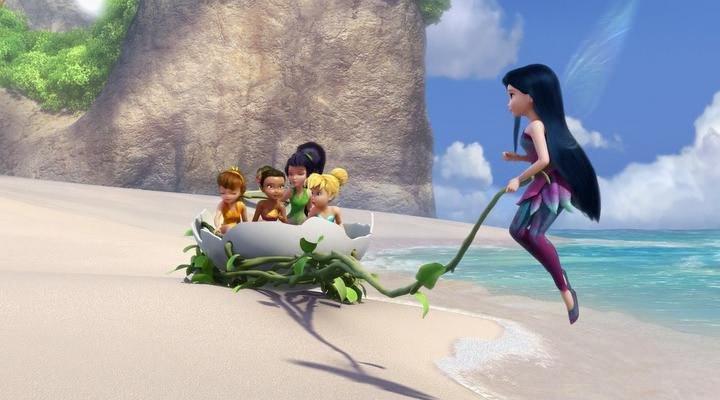 смотреть феи загадка пиратского острова в хорошем качестве на русском - 3
