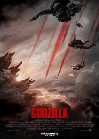 Годзилла (2014) HDRip Скачать Торрент