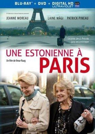 Эстонка в Париже (2012) HDRip Скачать Торрент
