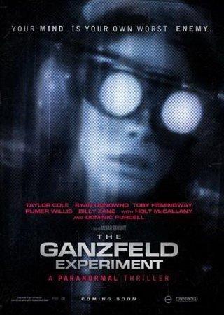 Эксперимент Ганцфельда (2014) WEB-DL 720p Скачать Торрент