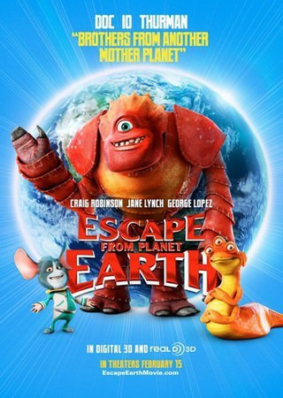 Побег с планеты Земля  (2013) BDRip Скачать Торрент