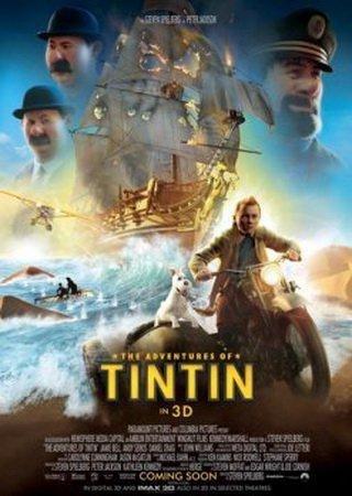 Приключения Тинтина: Тайна Единорога (2011) HDRip Скачать Торрент