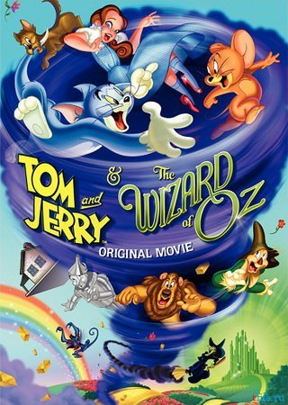 Том и Джерри и Волшебник из страны Оз (2011) BDRip 1080 ... Скачать Торрент