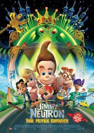 Джимми Нейтрон: Мальчик-гений (2001) DVDRip Скачать Торрент