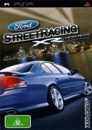 Ford Street Racing XR Edition (2007) PSP Скачать Торрент