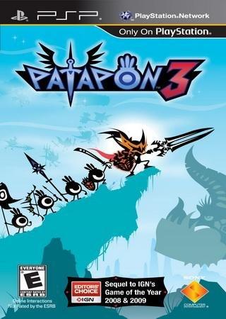 Patapon 3 (2011) PS3