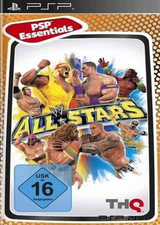 WWE All Stars PatchedFull (2011) PSP Скачать Торрент