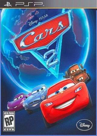 Тачки 2 (2011) PSP Скачать Торрент
