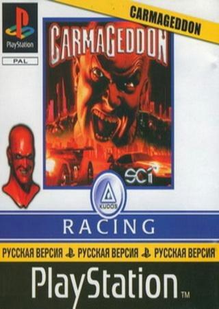 Carmageddon (1999) PSP Скачать Торрент